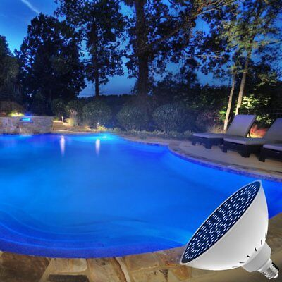 120V 35W RGB Color Changing Swimming Pool LED Light Traditional Bulb  Replacement