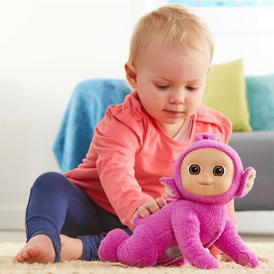 Teletubbies Shuffle and Giggle Tiddlytubby Soft Toy