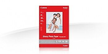 NEW! Canon Gp-501 A4 Gloss Photo Paper 0775B001