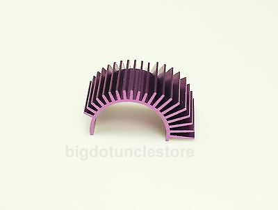 132aT 2x Φ36mm Aluminum Heatsink suit with 540,550 Brushed,360 BL Motor