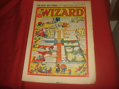 THE WIZARD #1102  May 11th 1946 UK  British Comic