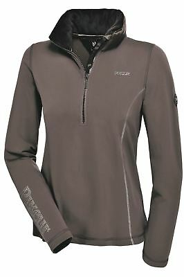 Pikeur AW17 ROSALIA - Premium Ladies Top - Dark Shadow
