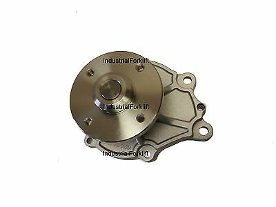 Nissan Forklift K15/K21/K25 Engine Water Pump w/ gasket (NEW) Part#NI21010-FU425