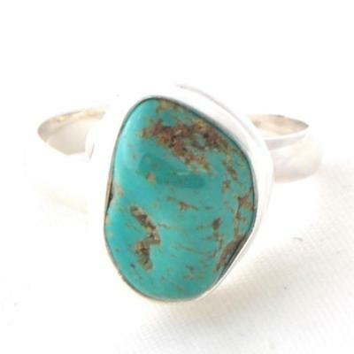 New Turquoise Ring 5  bohemian jewellery homewares accessories