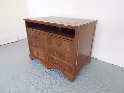 Reproduction Antique Double Filling Cabinet