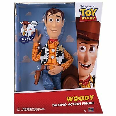 NEW Toy Story Woody Talking Action Figure