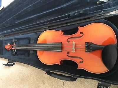 FULL SIZE VIOLIN Paesold 801 with case included