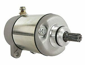 Honda starter motor suits TRX400 quads from 2004 - 2007