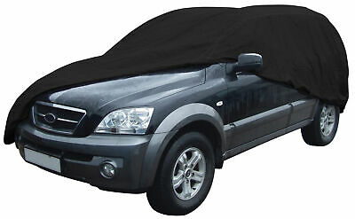 """Streetwize Breathable Full Car Cover - 4 X 4 ( L 193"""" x W 87"""" x H 75"""" )"""