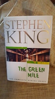 The Gree N By Stephen King Hc/dj 1St Edition