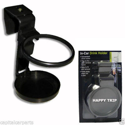 Car Drink Holder For Cup Bottle Foldable and Clip On