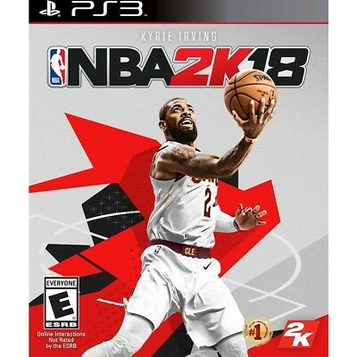 NBA 2K18 - Early Tip-Off Edition - PlayStation 3 NEW