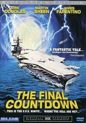 The Final Countdown [New DVD] Rmst, Thx Sound, Widescreen, Dolby, Digi
