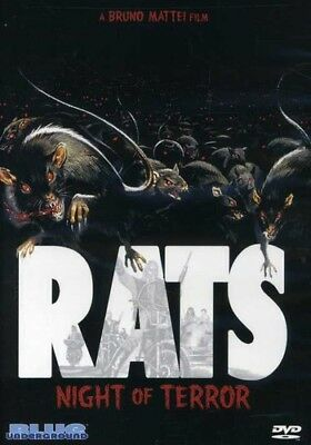 Rats: Night of Terror [New DVD] Dolby, Widescreen
