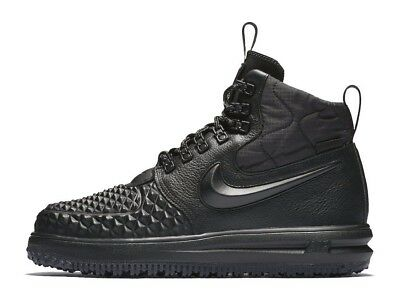 Nike Lunar Force 1 ONE Duck Boot '17 Black Anthracite Air 916682-002