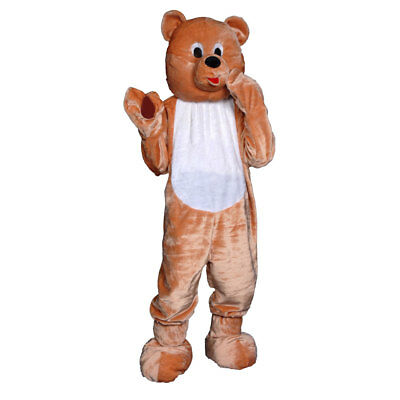 Attractive Teddy Bear Mascot Outfit By Dress up America