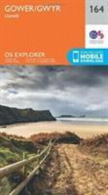 Gower, Llanelli (OS Explorer Map) by Ordnance Survey.