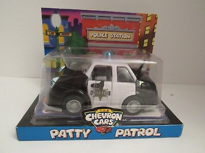 "The Chevron Cars - ""Patty Patrol"" - 1997 - Never Opened"