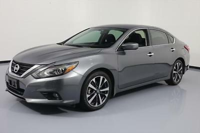 2016 Nissan Altima  2016 NISSAN ALTIMA 2.5 SR SEDAN REAR CAM BLUETOOTH 11K #377105 Texas Direct Auto