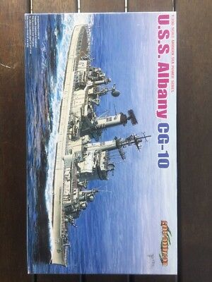 Cyber Hobby 1/700 USS Albany CG-10 Model Kit