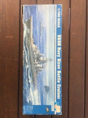 Trumpeter 1/700 Russian Missile Cruiser Kirov Model Kit