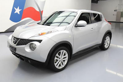 2013 Nissan Juke  2013 NISSAN JUKE SL SUNROOF NAV REAR CAM LEATHER 45K MI #201464 Texas Direct