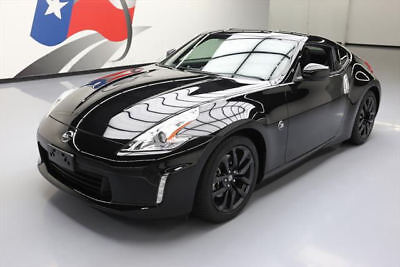 2017 Nissan 370Z  2017 NISSAN 370Z TOURING 6-SPD LEATHER NAV REAR CAM 10K #952517 Texas Direct
