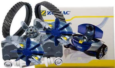 Zodiac AX10 MX8 MX6 Pool Cleaner Factory Tune-Up Kit cw New Floor Scrubbers