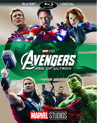 Avengers: Age Of Ultron [New Blu-ray] Ac-3/Dolby Digital, Dolby, Digital Theat