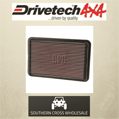 K&N Air Filter Panel - Holden Rodeo TF -- KN33-2064