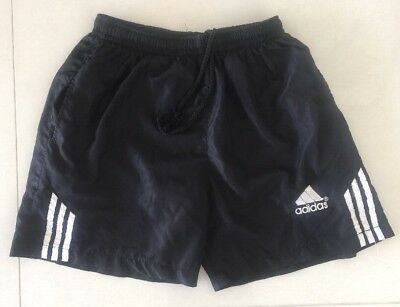 Adidas Mens Black  Shorts/swimmers Size M? (see Measurements)