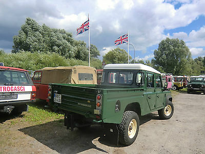 Land Rover Defender 130  300 TDI