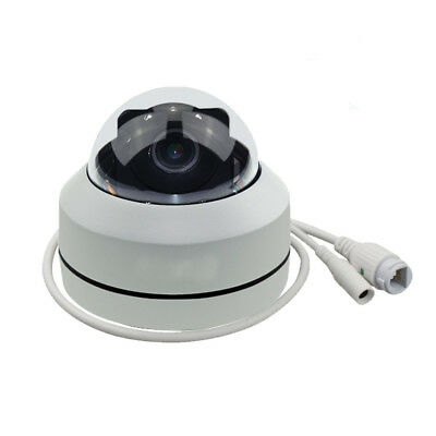HD 1080P PTZ Outdoor POE IP Dome Camera 3X Optical Pan/Tilt/3X Motorized Zoom