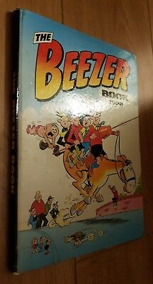 The Beezer Book 1988 Annual
