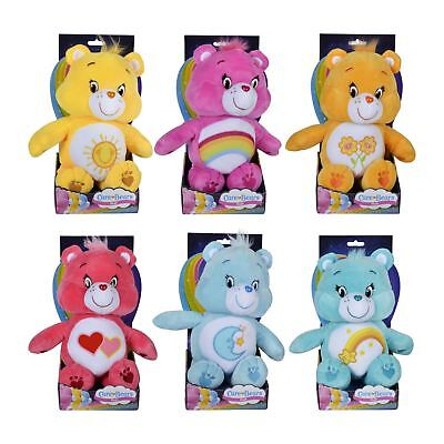 30cm Care Bears Plush Soft Toy Character Boxed Series 1 Cuddle Cute Hearts