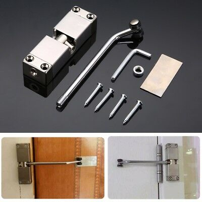 Stainless Steel Adjustable Automatic Surface Mounted Spring Home Door Closer