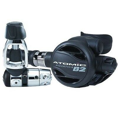 Atomic Aquatics B2 Regulator Scuba Diving First & Second Stage Yoke - AU
