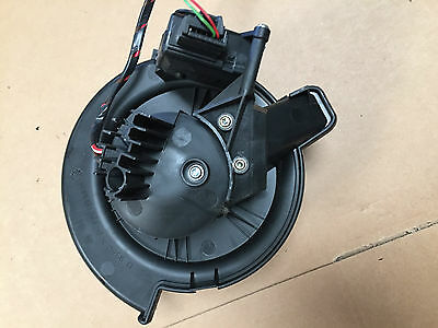 Genuine Vauxhall Zafira B MK2 2006 ONWARDS Heater Blower Motor Fan Ref Q6