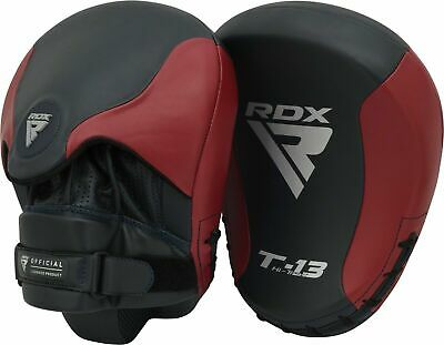 ROAR Curved Focus Pads Kickboxing Hook /& Jab Punching Bag Mitts MMA Muay Thai