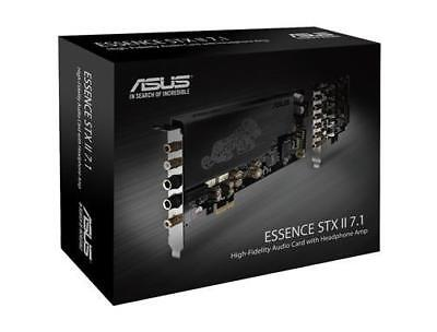 ASUS Essence STX II 7.1 PCIe Sound Card and Headphone Amplifier