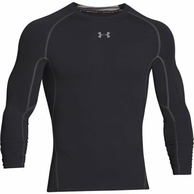 New Under Armour Men's UA Heat Gear Long Sleeve Compression 1257471