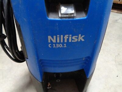Nilfisk C120.3 C130.1 Jetwashers Faulty Spares Repairs Pe7