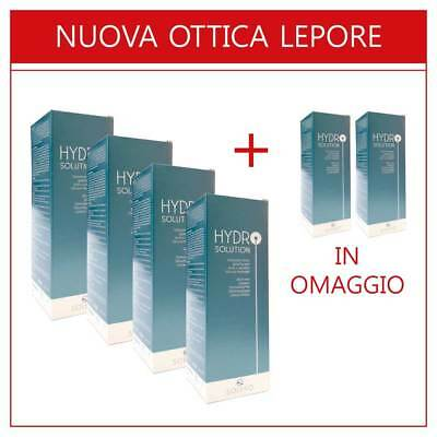 HYDRO SOLUTION SOLEKO 360 ml  - LIQUIDI PER LENTI A CONTATTO -  OFFERTA 6X4