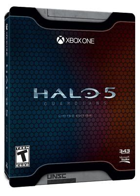 Halo 5: Guardians -- Limited Edition (Microsoft Xbox One, 2015)