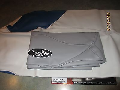Blue White Grey Yamaha Seat Cover 98 99 XL 760 1200 Custom Fit Seat Cover