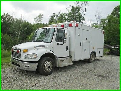 2010 Freightliner M2 Ambulance MBE900 2200 Allison Auto work ready