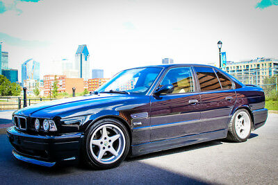 1993 BMW M5 E34 M5 Nurburgring Package 1993 BMW M5 E34 Nurburgring Package - LOW MILEAGE - CLEAN - RARE 3.8L - 1 OF 419