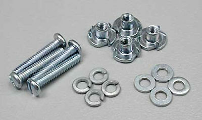 Dubro 125 Mount Bolt/Nuts 2-56 (4)