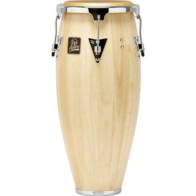 LP Aspire Wood Conga Chrome Hardware 10 in. Quinto Natural LN