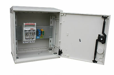 Enclosed Fuse Isolator (disconnector) NH00